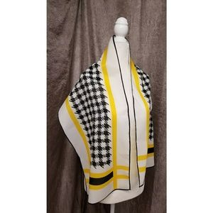 Accessories - Patterned Scarf